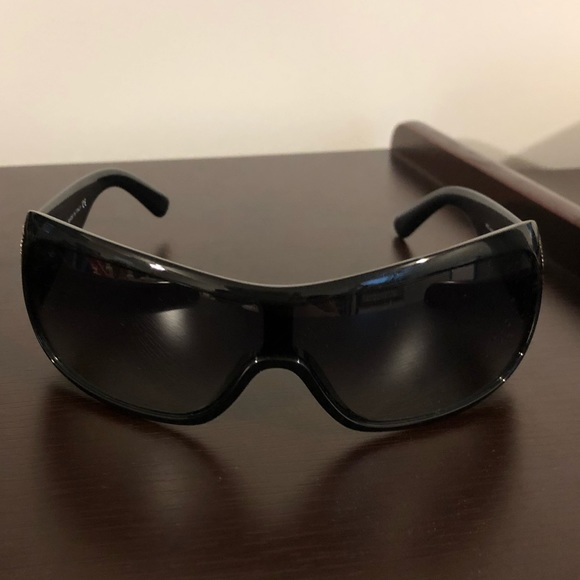26d1ab03d913 Women s Versace shield sunglasses. M 5b9bd642c9bf502310730949. Other  Accessories ...